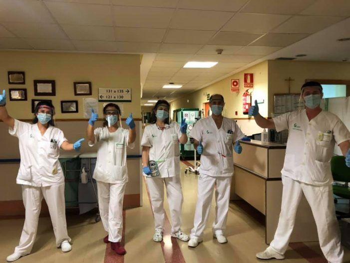 """Una enfermera ve ingresar a su suegro por leucemia en el Hospital Majadahonda: """"no todo es Covid-19"""""""