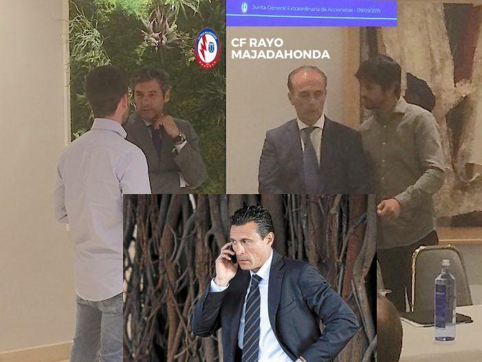 """Rayo Majadahonda respalda a Amadeo Salvo (Ibiza): 2ª B """"Pro"""", terminar la liga y la 2021 en enero"""
