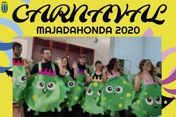 """Isidro Prieto: """"concejales de PP y Vox premiaron el disfraz de coronavirus en los carnavales de Majadahonda y no es broma"""""""