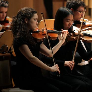 Alumnos de música clásica de Majadahonda graban un homenaje a Madrid por su lucha contra la pandemia