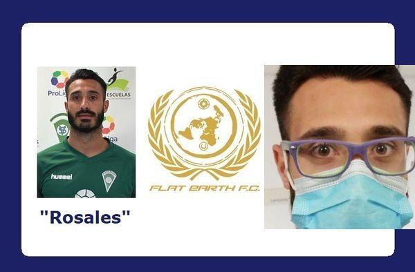 Manu Rosales: el modesto futbolista de 3ª que organiza el almacén de suministros del Hospital Majadahonda
