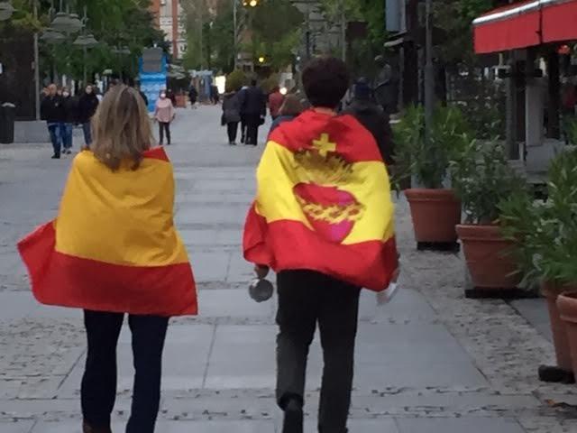 """El Duende Majariego: """"los nuevos indignados toman las calles de Majadahonda"""""""