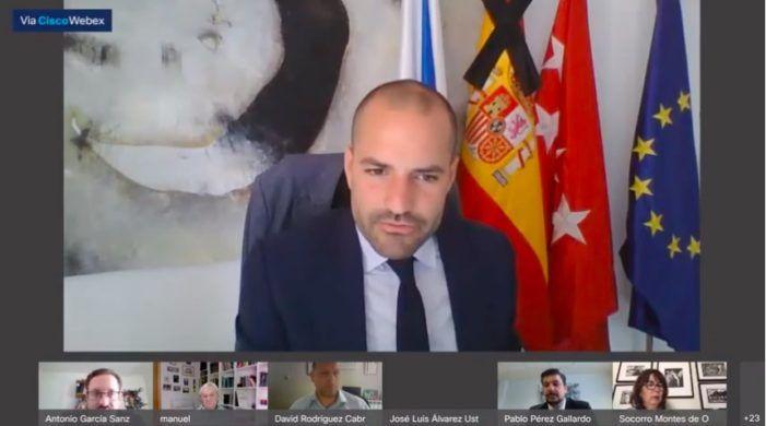 """Pleno Majadahonda: """"La 4ª revolución industrial aún no ha llegado al Ayuntamiento y la brecha digital es un abismo"""""""