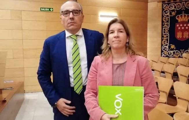 Vox Las Rozas pide a los concejales devolver sus sueldos, aplicarse un ERTE y suspender las obras