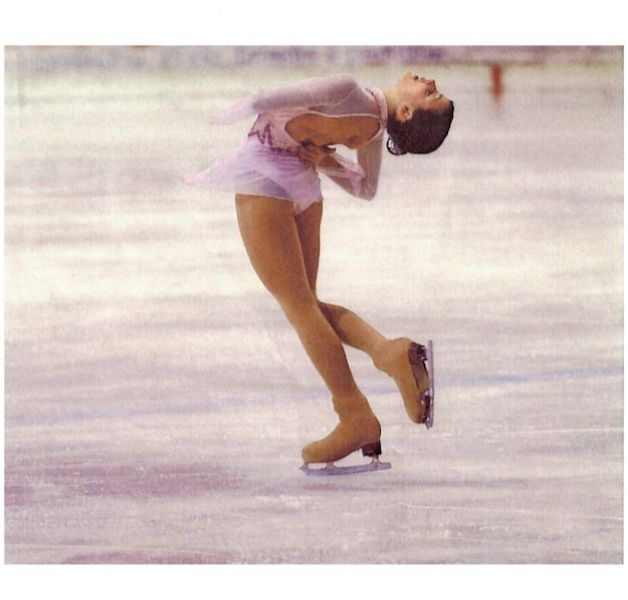"Sara Hurtado: ""Mis primeros patines me los vendió Blanca Fernández Ochoa en La Nevera de Majadahonda"""