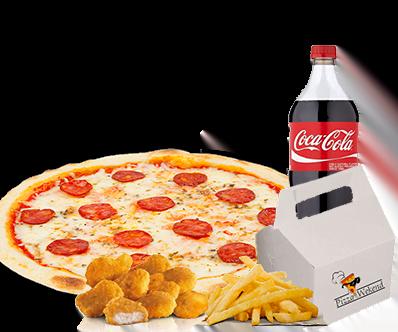 """Michelle del Valle: """"El Ayuntamiento de Majadahonda ha alimentado 40 días a niños con pizza, nuggets y coca-cola"""""""