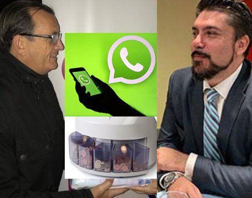 """El """"enlace político"""" de la Concejalía de Vox Majadahonda """"solo trabaja en casa y por Whatsapp"""""""