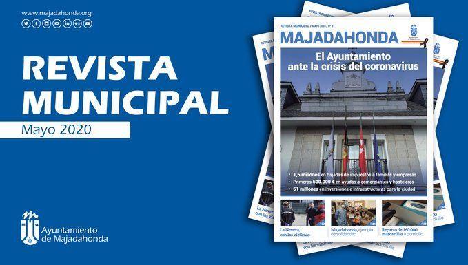 """Babot: """"El alto coste de la revista municipal de Majadahonda debe destinarse a ayudar a todos los sectores económicos afectados"""""""