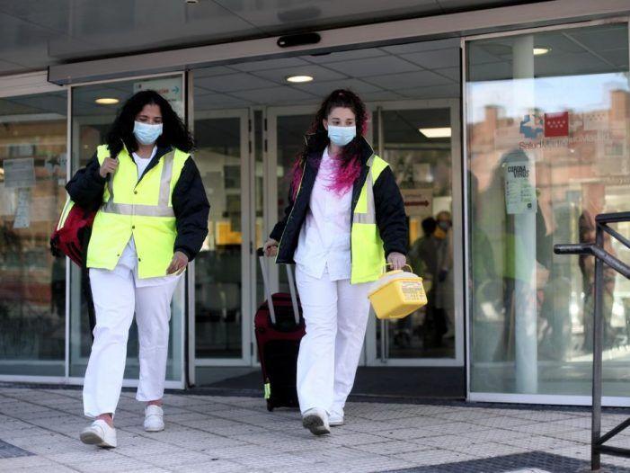 """Comunidad de Madrid elige Majadahonda para hacer un test que mide """"donde ha habido más contacto y el virus ha circulado más"""""""