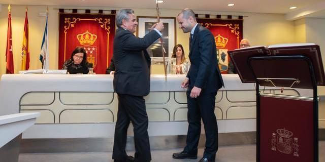 """Jose Mª Rojas: """"la gestión del alcalde Álvarez en Majadahonda convierte a Narciso de Foxá en Winston Churchill"""""""