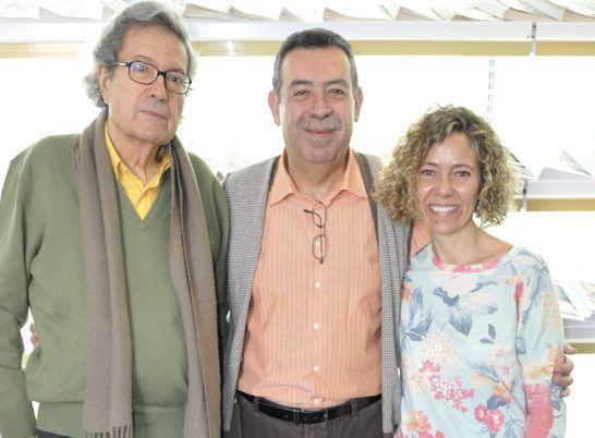 """Fernando Almena, escritor de Majadahonda (I): """"Valle Inclán fue ejemplo de dramaturgo y narrador"""""""