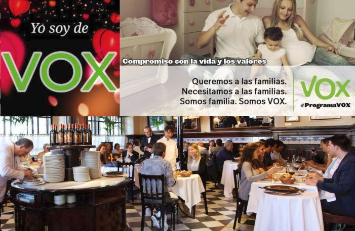 """Vox aprueba en Majadahonda un """"censo de restaurantes"""" con subvenciones a los que apoyen su """"política"""" de familia"""