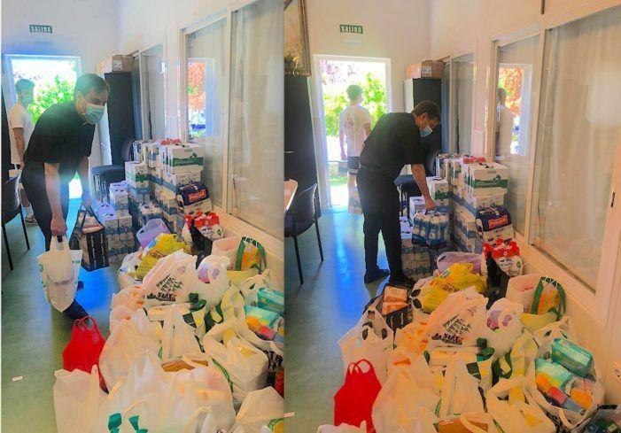 Covid 19: la Iglesia destaca la labor humanitaria de dos parroquias de Majadahonda