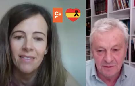 """""""El alcalde de Majadahonda ha podido meterse en un jardín"""" (Cs) y """"personas frente a asfalto"""" (PSOE)"""