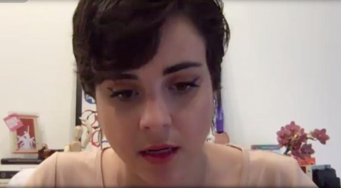 """La patinadora de Majadahonda Sara Hurtado pide que le hagan un test de Covid 19: """"¡Por favor que tenga anticuerpos!"""""""