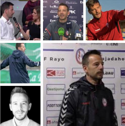 """Manu Alcázar, entrenador del filial de 3ª División: """"Vamos a hacer un Rayo Majadahonda sub 23"""""""