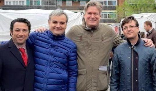 """Génova 13 (PP) prepara un """"Plan B"""" para sustituir a Ustarroz por Alonso si el juez lo imputa por el caso AEDAS"""