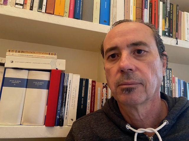 """Federico Utrera: """"Juan Ramón fue mi Sócrates en el banquete poético de sus """"Libros de Madrid"""""""