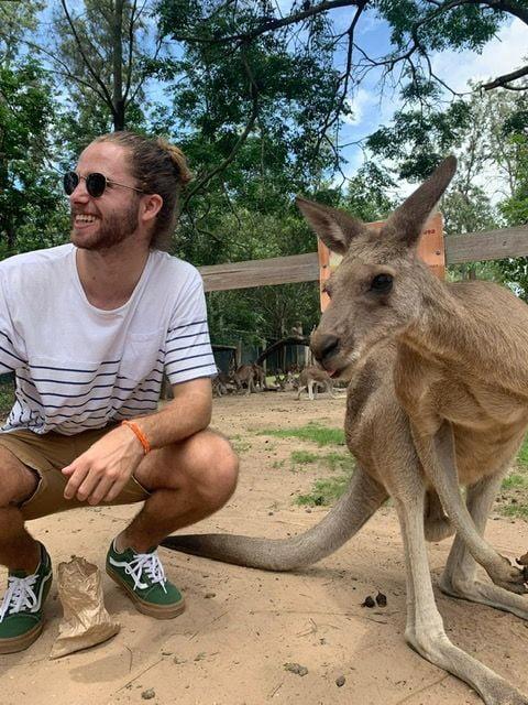 """""""Majariegos por el Mundo"""": Alvaro Román (Majadahonda) cuenta su experiencia sobre el Covid 19 desde Brisbane (Australia)"""