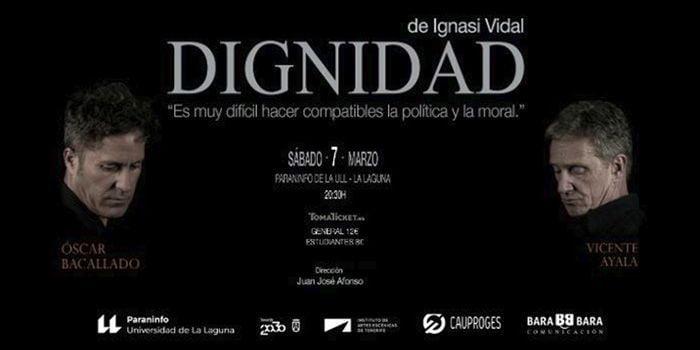 """La obra de teatro """"Dignidad"""" triunfa en internet desde Boadilla: """"Han comprado entradas desde 15 países"""""""