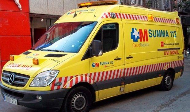 El Duende Majariego: 112 confirma el accidente del niño de Majadahonda pero desmiente a la madre por el caso de la ambulancia a Buitrago