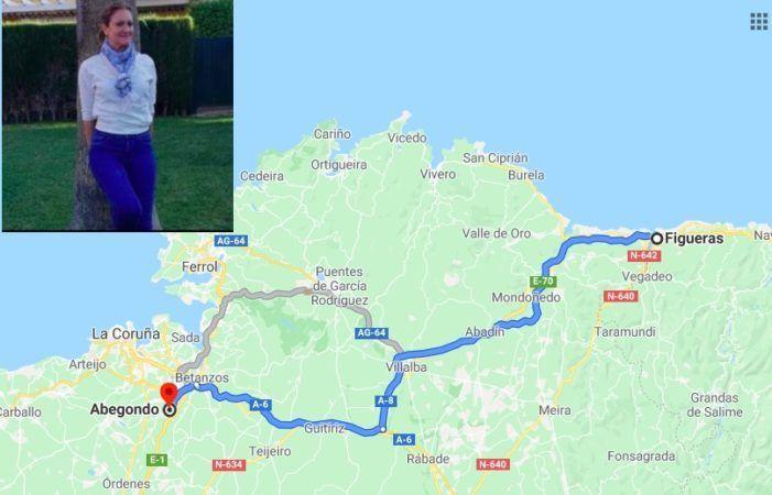La familia de Aurora y Sergio agradece las muestras de cariño recibidas en Majadahonda y Asturias: consternación en Figueras (Castropol)