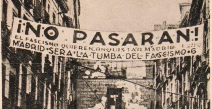 """Majadahonda 1936: """"La llegada desde la carretera de la Coruña al Madrid del """"No pasarán"""" (VII)"""