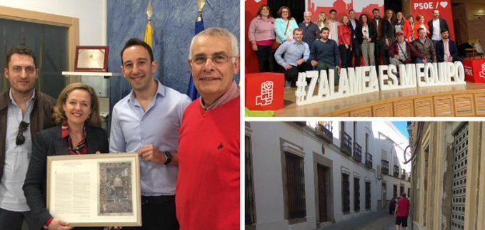 "Ignacio Manrique de Lara: ""el marido de la ministra Nadia Calviño se crió en Majadahonda"""