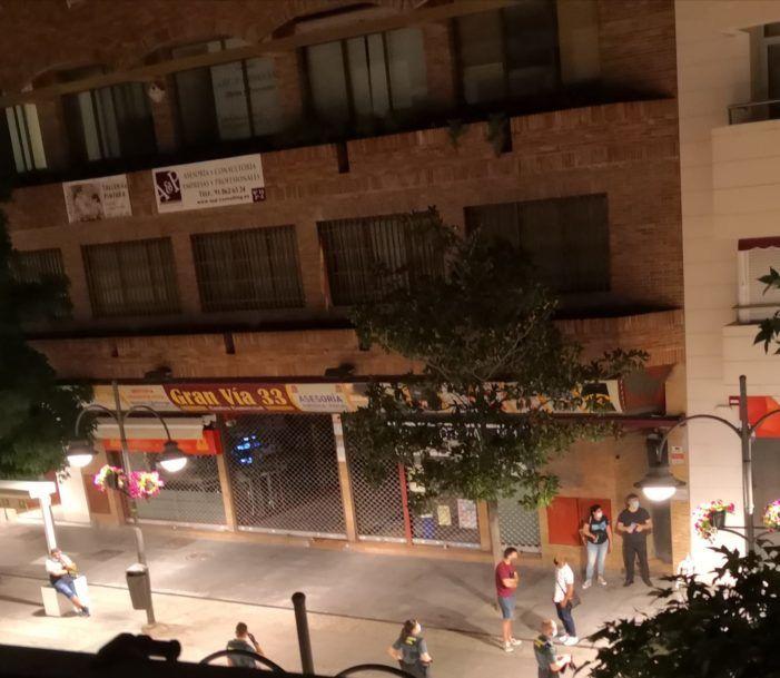 """Nuevos incidentes en la Gran Vía y Plaza de Colón de Majadahonda: """"mirada impasible"""" de la concejal del PP, denuncia Cs"""