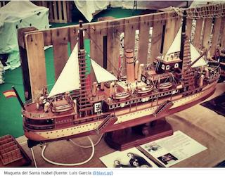 """Una periodista gallega vecina de Majadahonda da a conocer la tragedia del """"Titanic español"""" en """"La Isla de las Mentiras"""""""