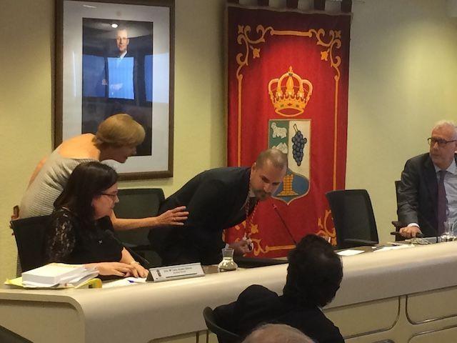 """La sede del PP en Majadahonda la cerró Alvarez Ustarroz y Narciso de Foxá replica: """"Tengo pruebas"""""""