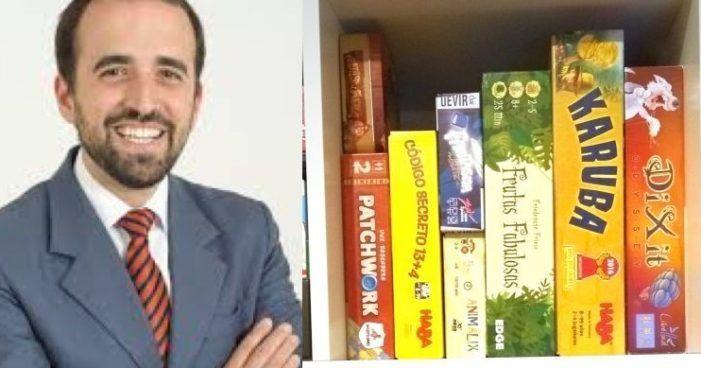 """José Rodríguez (Vox) explica su """"conflicto de intereses"""" en Majadahonda: """"Soy un friki de los juegos de mesa"""""""