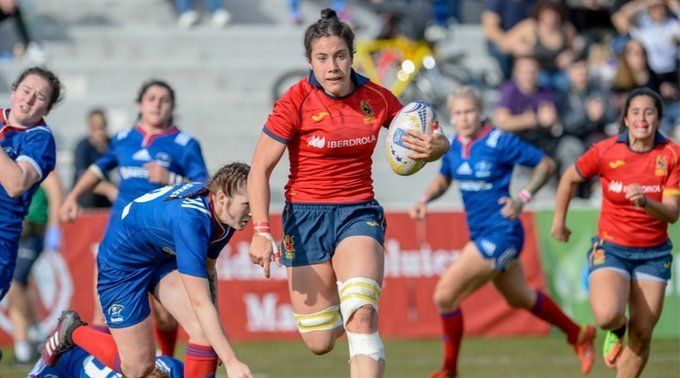 """Rugby: María Losada (CR Majadahonda): """"Me gustó estar lesionada porque reforcé mi aspecto mental"""""""