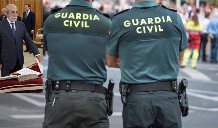 "Un juez acusa a Guardia Civil Majadahonda por el ""caso Valdés"": ""La ley prohibe detener a un magistrado"""