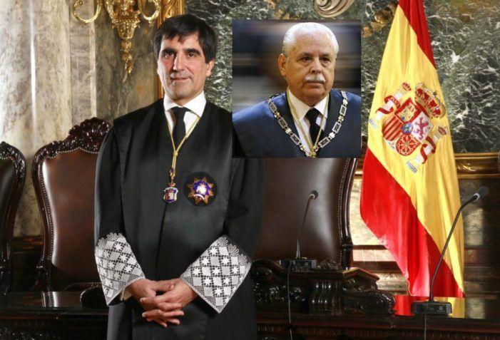 El juez de Majadahonda Fernando Valdés será juzgado por el magistrado Antonio del Moral y el fiscal Luis Navajas