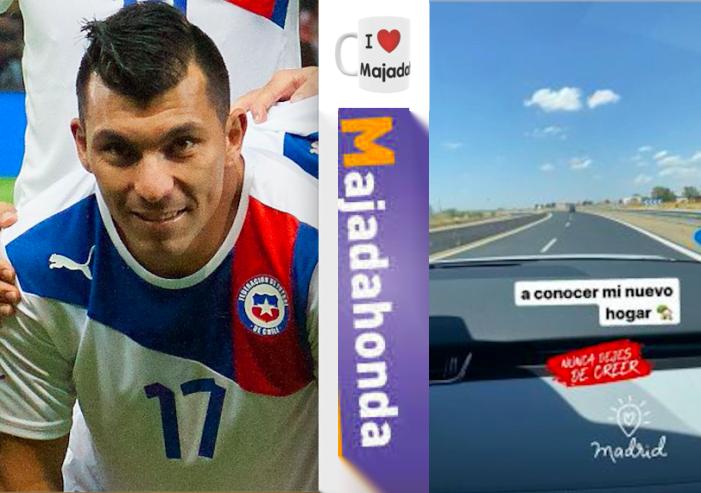 """El futbolista chileno Gary Medel se compra una casa en Majadahonda """"por comodidad y plusvalías"""""""