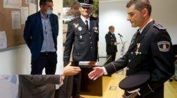 """CPPM saluda el cambio del jefe de policía en Majadahonda: """"sensaciones muy positivas"""""""