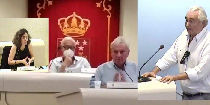 Cs, PSOE y Vecinos por Majadahonda piden a PP-Vox que los vecinos puedan preguntar siempre en los plenos