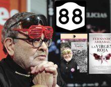 """Arrabal cumple 88 años con 2 libros y sin Premio Nobel: """"La Virgen Roja"""" y """"Familia"""""""