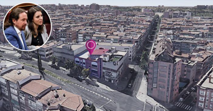 """""""¿Podemos pagar en Majadahonda una casa de 2,25 millones € a tocateja?: con Pablo Iglesias """"sí se puede"""""""