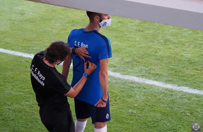 """Oscar Carazo (Rayo Majadahonda): """"El fallo con los dorsales en Albacete fue un error de Comunicación"""""""