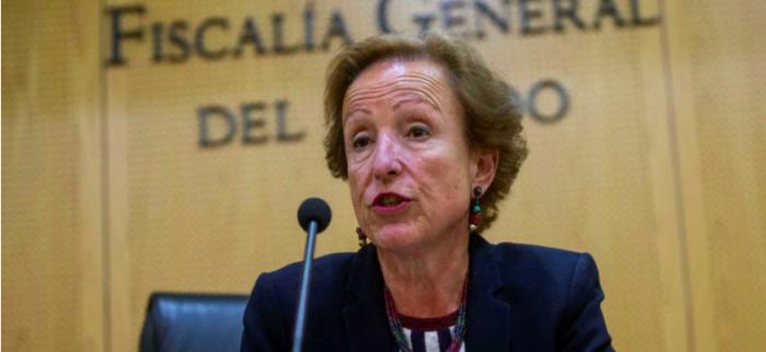 """""""Tensión interna"""" en la Fiscalía con la fiscal de la Mujer Pilar Martín Nájera por el caso del juez Valdés (Majadahonda)"""