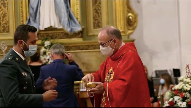 """Francisco Ruano (párroco de Majadahonda): """"Hay que ser prudentes y obedientes pero sin miedo al Covid"""""""