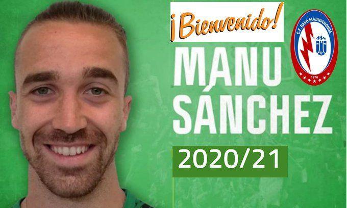 Manu Sánchez (Portugal) regresa al Rayo Majadahonda (fichaje): amistoso con el Salamanca CF en el Helmántico