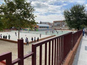 contagios en colegios