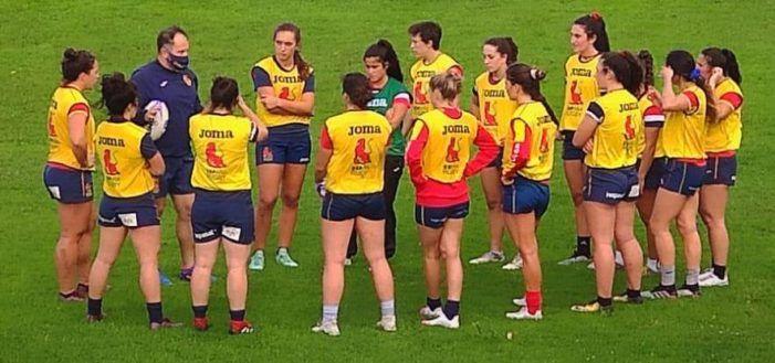 Rugby: 12 jugadoras del CR Majadahonda y 2 del Olímpico Pozuelo, en las dos selecciones de España