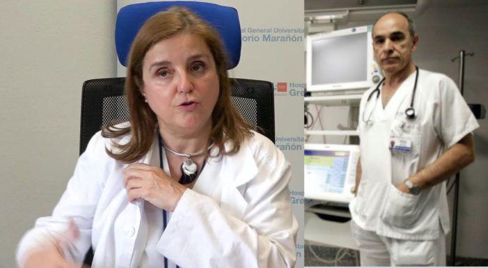 Las UCIs de Vallecas y San Blas (Madrid) piden trasladar sus enfermos de Covid a Majadahonda por saturación