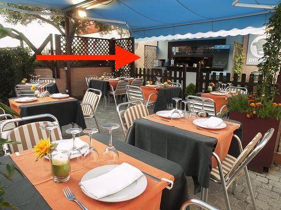 Dos ladrones identificados por las cámaras en el robo del restaurante Onneca (Majadahonda)