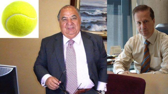 """Tenis: """"Durísima"""" carta de Javier Molina a Pedro Muñoz y Segundo Caeiro, ex presidente del CIT Majadahonda"""