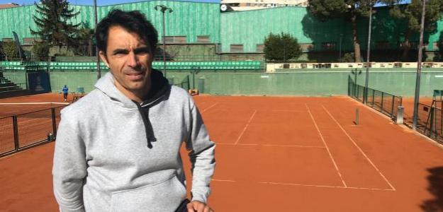 El entrenador de Verdasco abre escuela en el Club Internacional de Tenis de Majadahonda